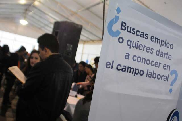 Va Puebla a la mitad de su meta de empleos para este 2017
