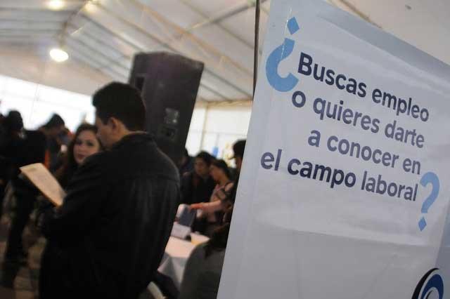 Crea Puebla capital 200 empleos con 9 mil pesos de sueldo