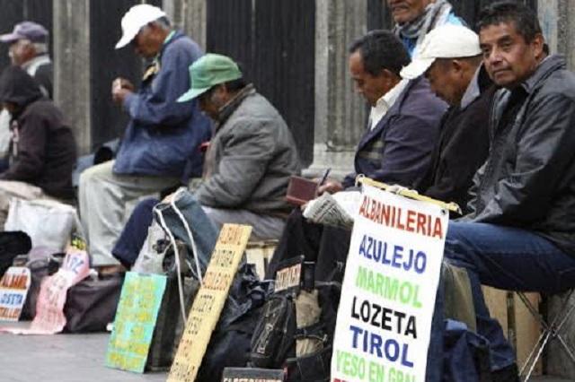 México ha perdido 921, 583 puestos de trabajo en el año