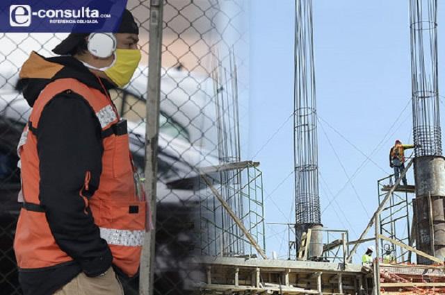 Caída de empleo pega a los obreros, construcción y comercio