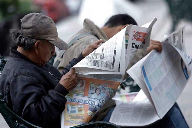El desempleo en México disminuye al 3.5 % en octubre a tasa anual