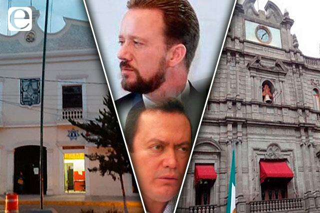 Contratan en Puebla a empresa fantasma que usó Manuel Velasco