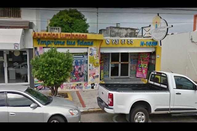 Imprimen lonas, tazas… y hacen la imagen turística de Puebla