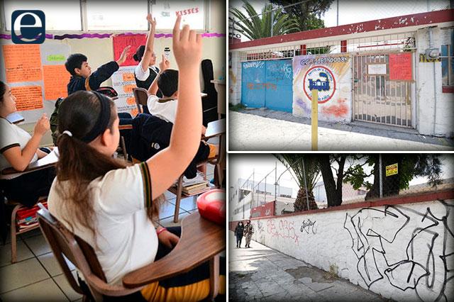 Empresa se lleva más de 3 mdp por mejorar escuelas de Puebla