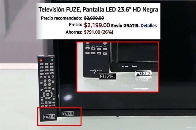 Empresas revenden televisiones digitales 'Mover a México'
