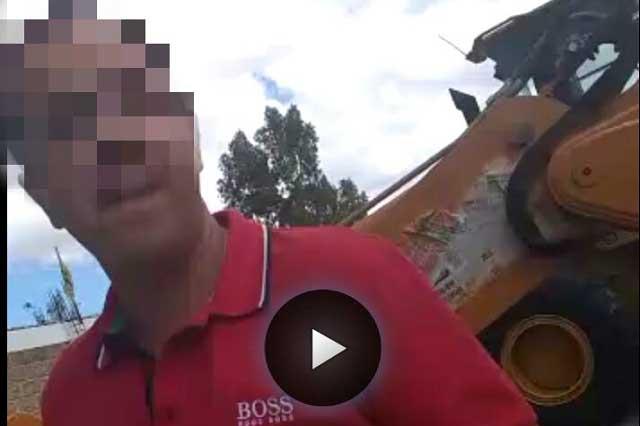 Policías de Puebla y Oaxaca atrapan a empresario acusado de robo