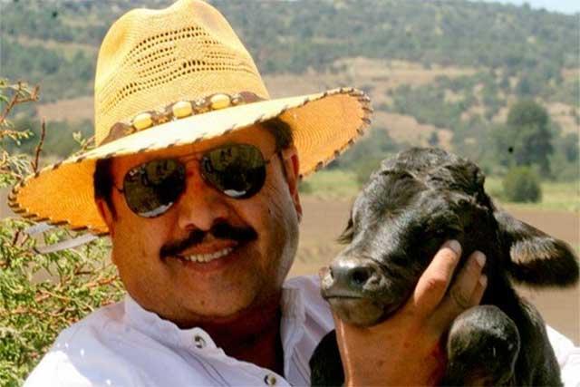 Víctima de un infarto fallece el ganadero Juan Huerta Ortega