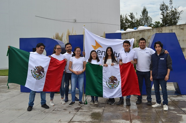 Estudiantes BUAP representarán a México en contienda internacional