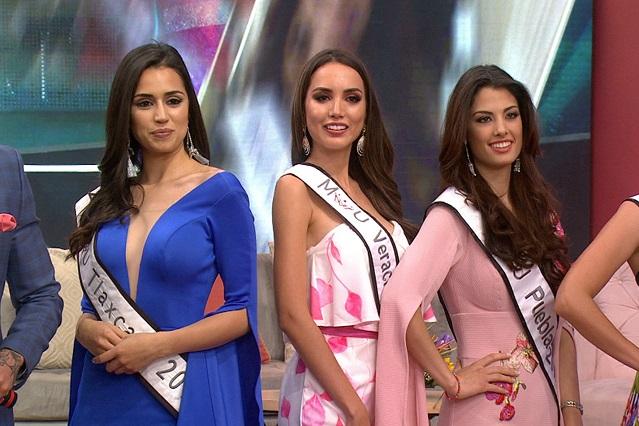 Trato a chicas de Mexicana Universal en Enamorándonos molesta a Lupita Jones