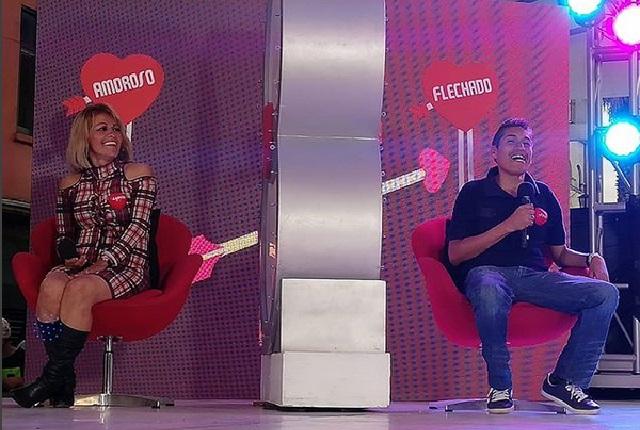 Magda Rodríguez y la versión de Enamorándonos para Televisa