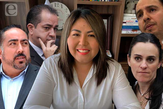 Discrepan panistas por cuota de género favorable a Huerta