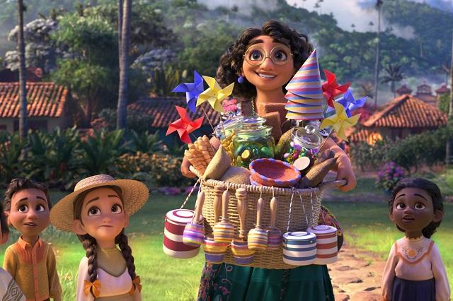 Estrenan tráiler de Encanto, nueva película de Disney