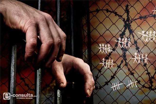 Reconoce Rodríguez Almeida tráfico de drogas en los penales