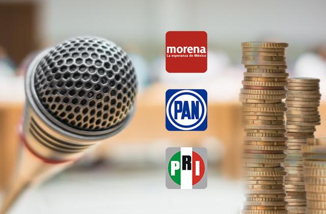 Se encarece debate de candidatos; con el INE sale 24% más caro