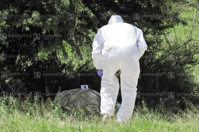 Encuentran sin vida a hombre desaparecido en Acoquiaco