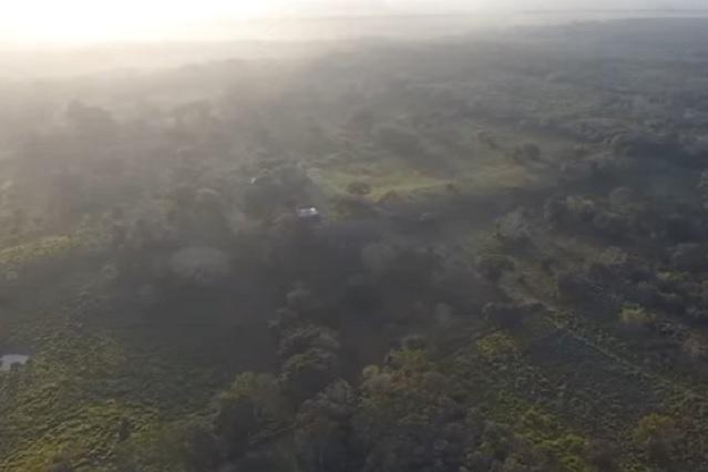 Encuentran la estructura maya más antigua hasta la fecha