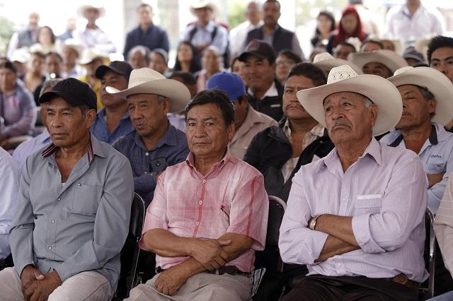 Gobierno debe controlar el huachicol, señala comisariado Xonacatepec