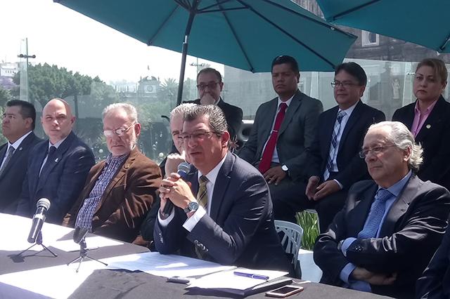 Ya hay fecha para el primer encuentro entre candidatos al gobierno de Puebla