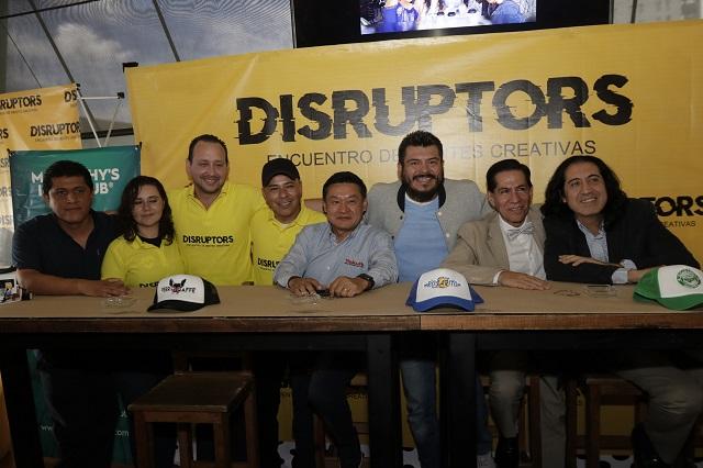 Convocan a congreso Disruptors para emprendedores de negocios