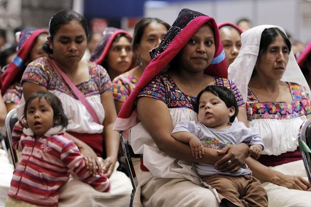 Diputados crean instituto para indígenas que pidió Barbosa