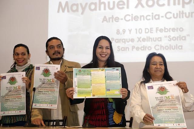 Organizan encuentro para la cultura de los pueblos originarios