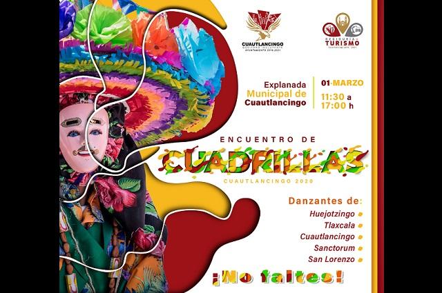 Invitan al Segundo Encuentro de Cuadrillas Cuautlancingo 2020