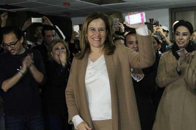 No tuvo impacto en Tamaulipas renuncia de Margarita Zavala: PAN