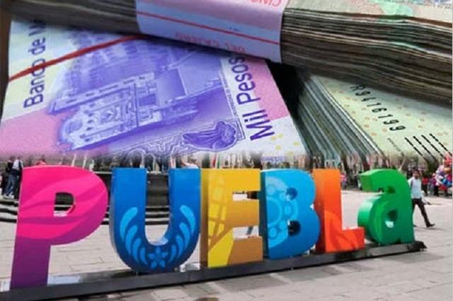 Rebasa los 48,290 millones de pesos deuda heredada en Puebla