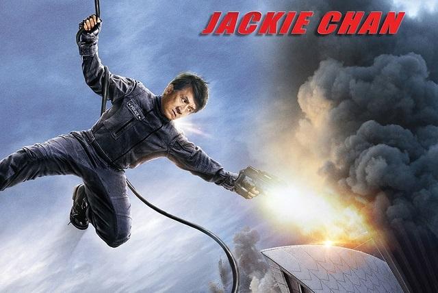 Jackie Chan se enfrenta a bio guerrero en Enemigo inmortal