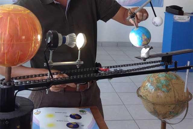 Con luz solar comprimida generan energía eléctrica en BUAP