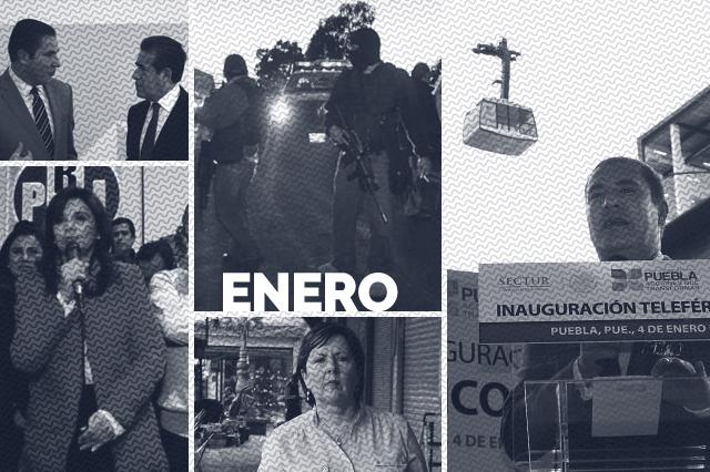 Enero: La elección más cara de la historia de Puebla
