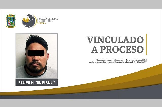 Por homicidio, El Pirulí seguirá preso en Puebla