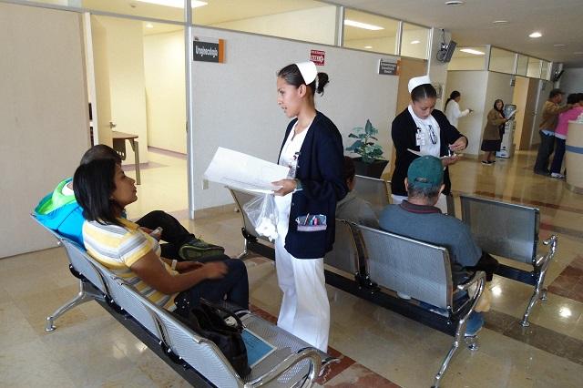 Faltan medicinas para pacientes de trasplante de riñón en Puebla