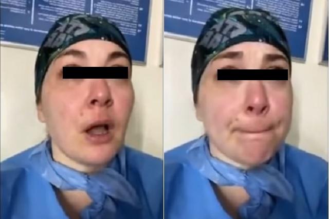 Enfermera narra el racismo que sufren los hispanos contagiados en hospitales de EU