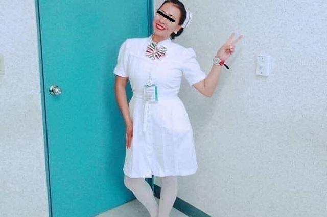 Enfermera se quita la vida tras contagiarse de Covid-19