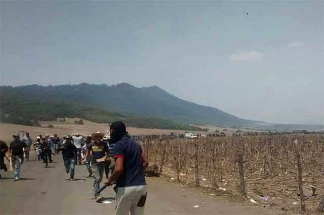 Enfrentamiento en Arantepacua deja un saldo de 4 comuneros muertos