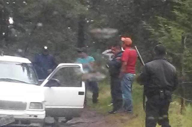 Enfrentamiento entre chupaductos deja un muerto en Reyes de Juárez