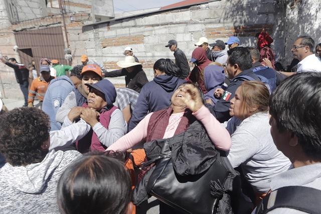 Chocan naranjitas y guaruras de Pérez Xilotl por asamblea