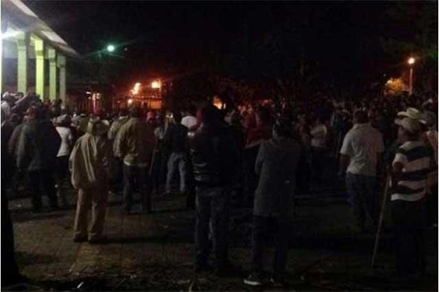 Denuncian que un joven murió durante enfrentamiento con la policía