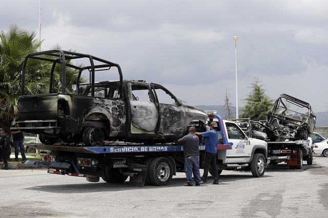 Tras enfrentamiento en Tepeaca cae líder criminal, confirma la SSP