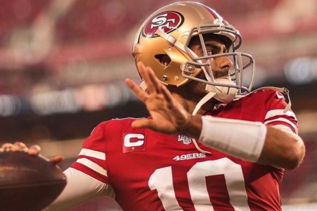 Los 49ers y su gran racha invicta de 8-0 se enfrentarán a los Cuervos
