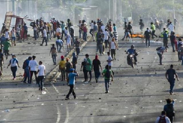 Protestas contra impuestos, dejan saldo de 10 muertos en Nicaragua