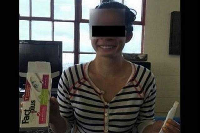 Descubren en Facebook a mujer embarazada que le fue infiel a su esposo