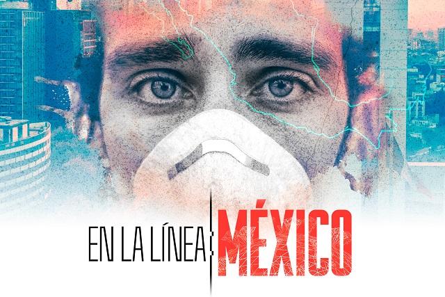 Especial 'En la Línea: México' recibe nominación a los premios Emmy 2021