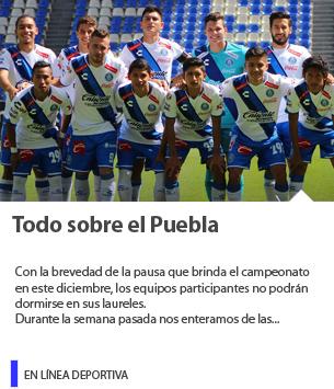 Todo sobre el Puebla.
