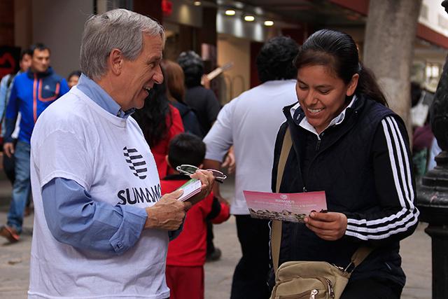 Reconoce Cárdenas rechazo de los ciudadanos para apoyar su candidatura