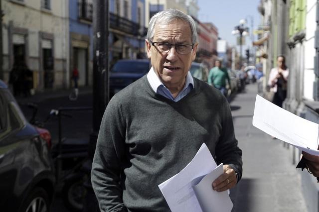 Respalda PAN a Enrique Cárdenas como su candidato en Puebla