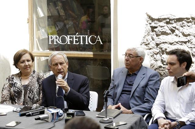 Cárdenas propone a morenistas votar AMLO sí, Barbosa no
