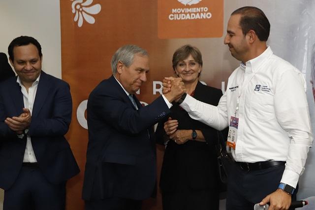 No es guerra sucia hablar de la salud de Barbosa: Cárdenas