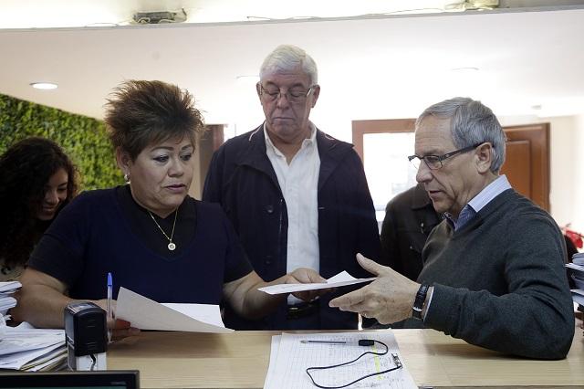 Cárdenas e Hinojosa sí se apuntan por gubernatura interina de Puebla